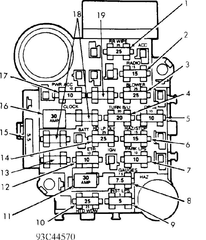 Showthread also Ford Ranger 1989 Ford Ranger Need Fuse Panel Diagram For 89 Ford Range moreover 160851188406 further Showthread in addition 57sud Oldsmobile 88 Royale Trying Find Fuel Pump Relay. on 89 corvette horn relay location