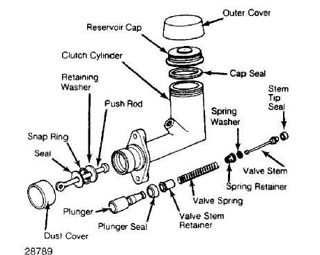 24575 Stranded By Clutch Trouble on jeep yj wiring diagram