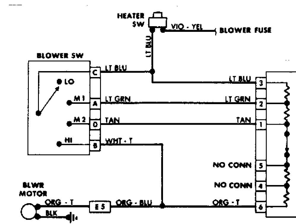 Heater System    1984