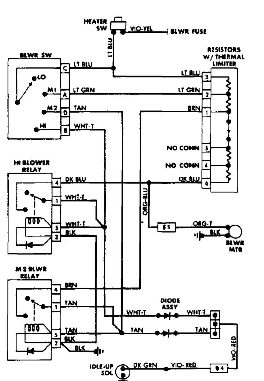 2001 Jeep Heater Control Diagram Wiring Diagrams Dodge Ram 1500 Vacuum Speaker Wire Wirdig 2000 Cherokee Problems 40