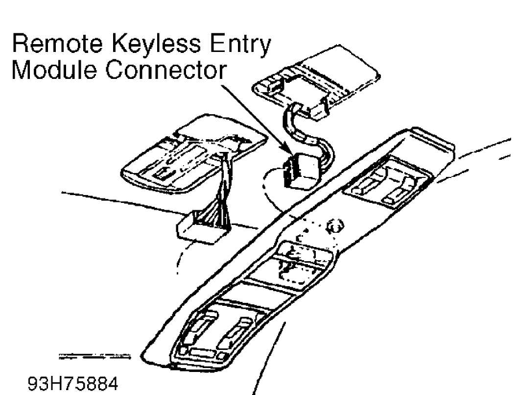 1992 Buick Lesabre Fuse Box Diagram Wiring Library 1997 Jeep Cherokee Keyless Entry Auto 1993